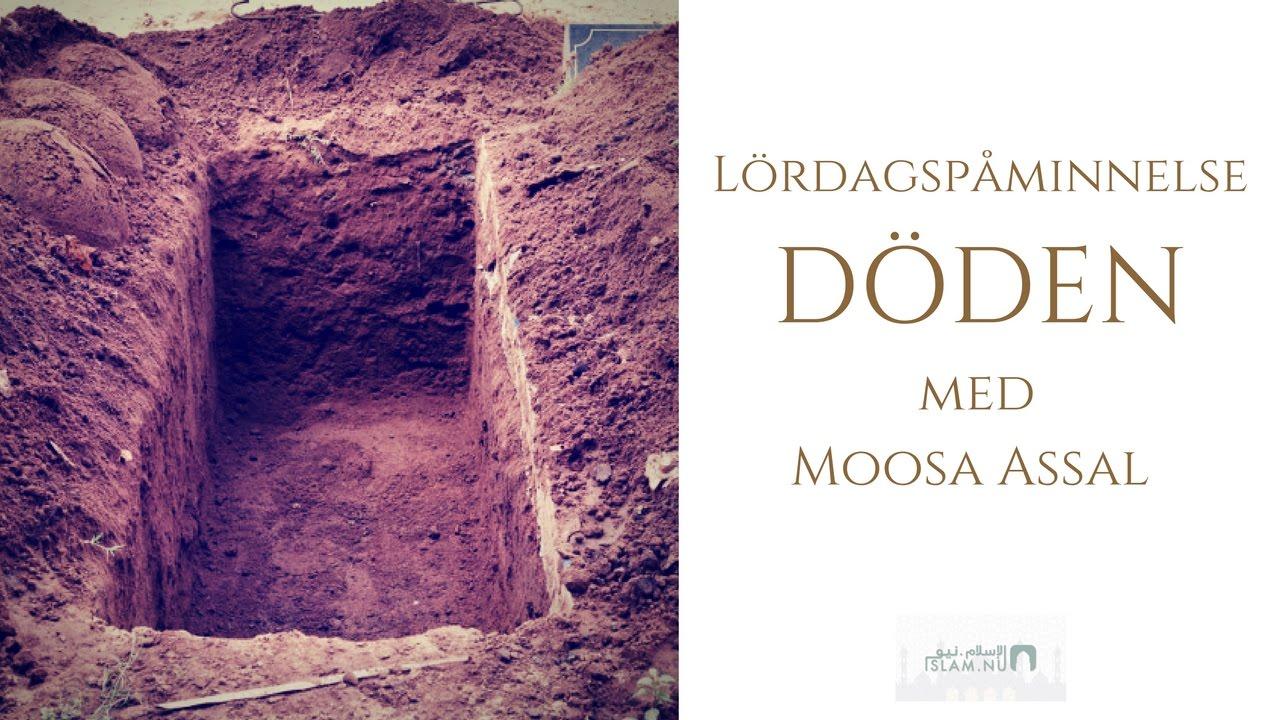 Döden | Påminnelse med Moosa Assal