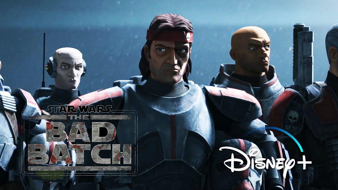 Звёздные войны: Бракованная партия — Русский трейлер (2020) | Star Wars: The Bad Batch