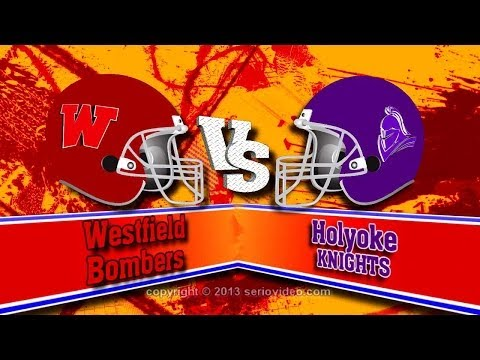 13 - Football - Highlights - Holyoke at Westfield
