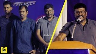 நமக்குள் ஒற்றுமை வேண்டும்  - R.Parthiban Funny Speech   SR Prabhu   RK Selvmani   Vishal