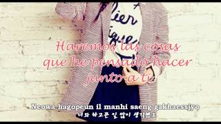 Girls' Generation - Perfect For You (honey) [sub Español + Hangul + Rom]