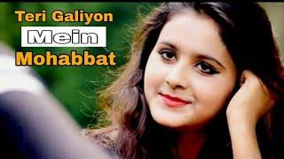 teri galiyon mein mohabbat hogi dj song   mere mehboob qayamat    Heart touching songs   AI CREATION