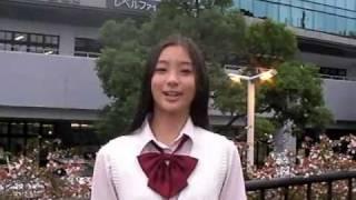 10月24日、2010Jリーグ特命PR部女子マネの足立梨花さんがレベルファイブ...