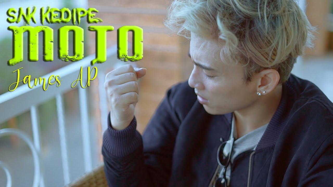 Sak Kedipe Moto - James AP (Official Music Video)