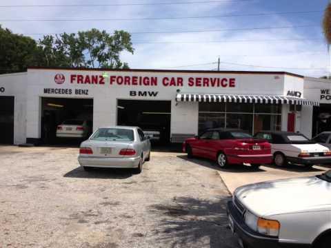 Saab Auto Repair Jacksonville Florida – Franz Foreign Car Service