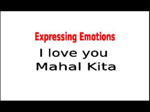 Learn Tagalog: Expressing Emotions