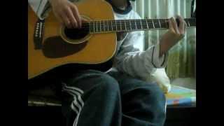 Lắng nghe nước mắt Guitar Cover
