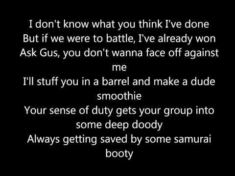 Rap Battle Lyrics Tagalog