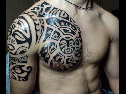 Tribal tattoo designs 2015 youtube for Images of tribal tattoos