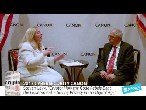 """""""Crypto"""" discussion - Cybersecurity Canon 2017"""