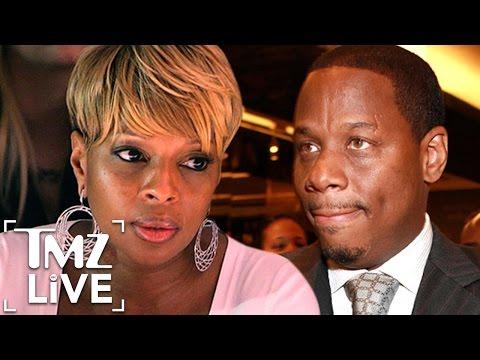 MARY J. BLIGE: Ex Wants $130k A Month | TMZ Live | TMZ Live