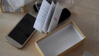 Uhans A101s - обзор бюджетного смартфона