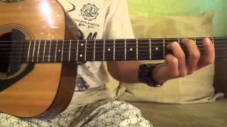 ВИДЕОУРОК: Nirvana - Heart Shaped Box (разбор урока Нирвана)