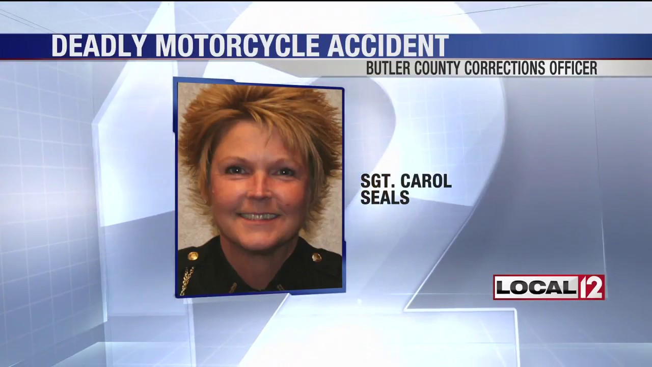Butler County corrections officer dies after motorcycle accident