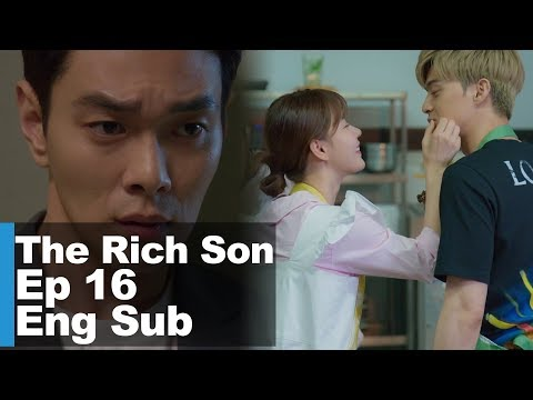 Lee Kyu Han Watched Kim Joo Hyun In Concealment [The Rich Son Ep 16]