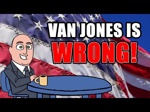 Van Jones is WRONG: the Laws Governing the 2020 US Presidential Election