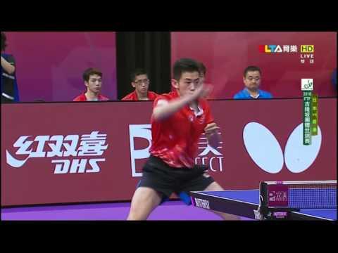 2016 WTTTC (MT-QF) Japan Vs Hong Kong [HD] [Full Match*/Chinese]
