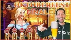 💰🍺 Oktoberfest FINALE ✦ Heidi's Bier Haus ✦ Cosmopolitan Las Vegas Slot Machine Pokies