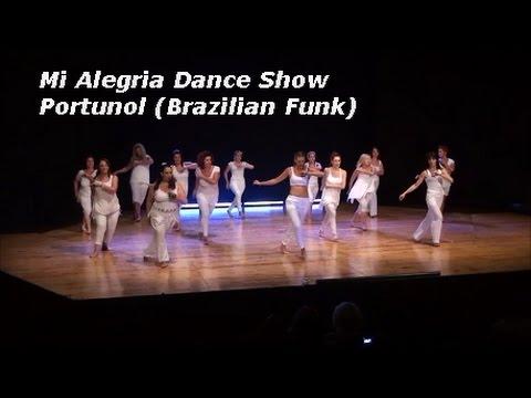 Portunol (Brazilian Funk)... Mi Alegria Dance Show 2016