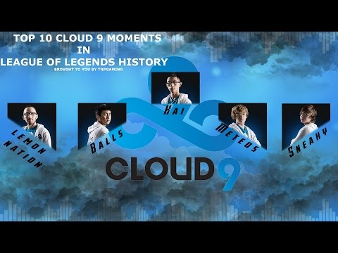 Top 10 Cloud 9 Moments in League of Legends History