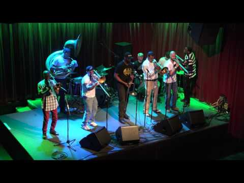New Sound Brass Band - 03.09.16 - Ardmore Music Hall - 4K - Full Set