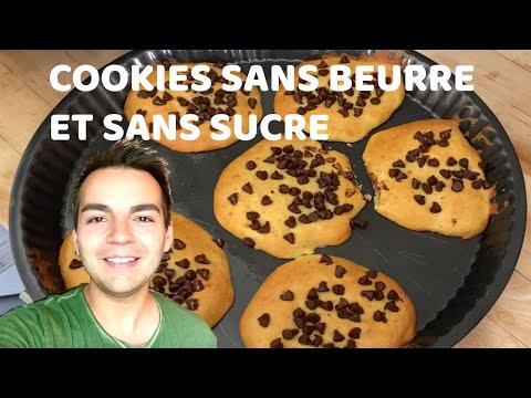 cookies-ultra-moelleux-sans-sucre-et-sans-beurre