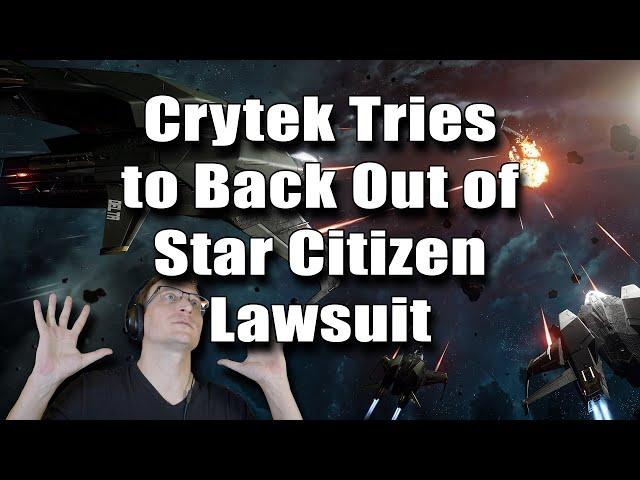 Explosive! Crytek Tucks Tail, CIG Locks the Door
