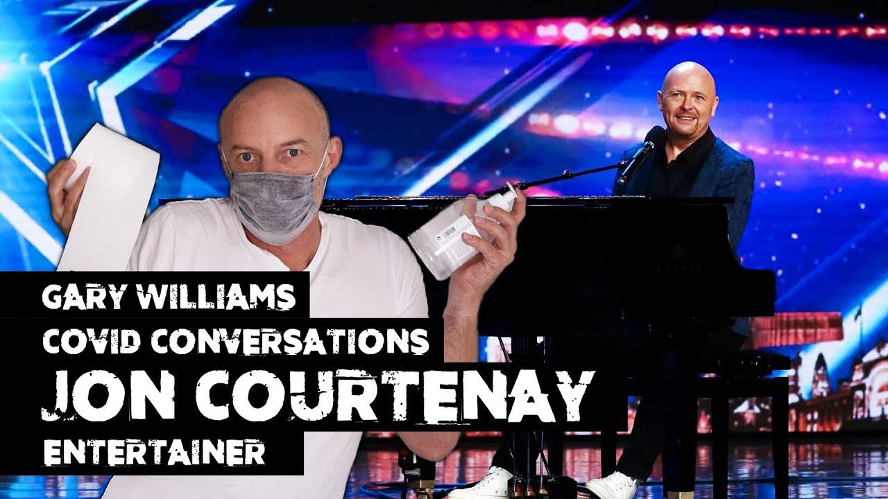 Bgt Golden Buzzer Jon Courtenay On Life In Lockdown Youtube