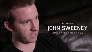 John Sweeney on How Concept Art is Changing