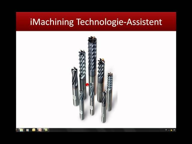 iMachining - Überblick - Teil 2