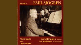 7 Variationer over den svenska kungssangen, Op. 64: Variation 4: Con moto