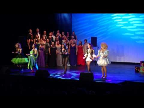 00021   Touched by the hand of cool Musicals i Gjøvik 2014