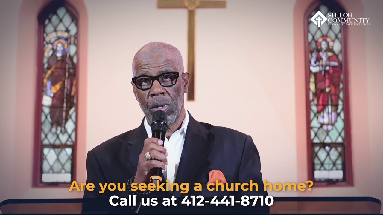 April 4th, 2021 Sermon | Jesus Did It Just For You & Me