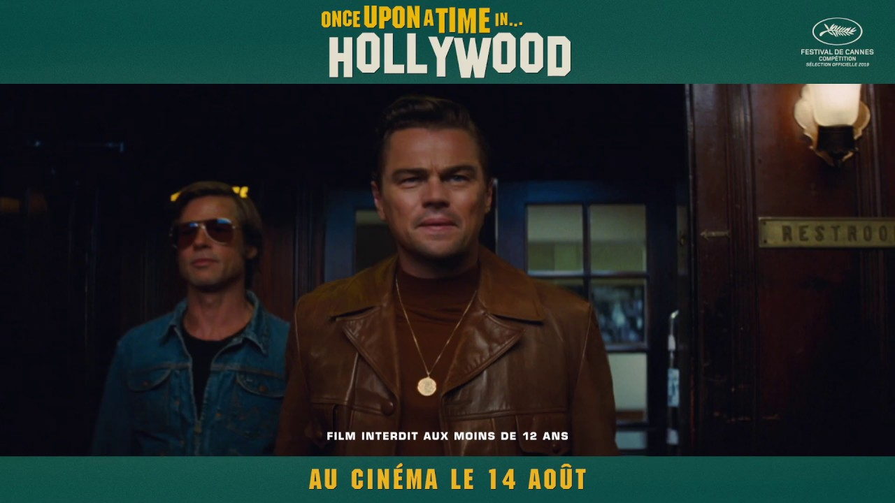 "Once Upon A Time… In Hollywood - TV Spot ""Change final"" 20s"