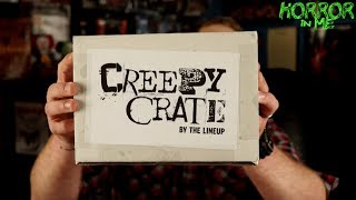 Creepy Crate (April/May) 2017 UNBOXING w/ Horror in Me