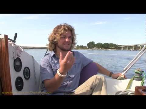 Ben Stookey Liveaboard Cruiser Interview and Boat Tour, Part 1 of 6