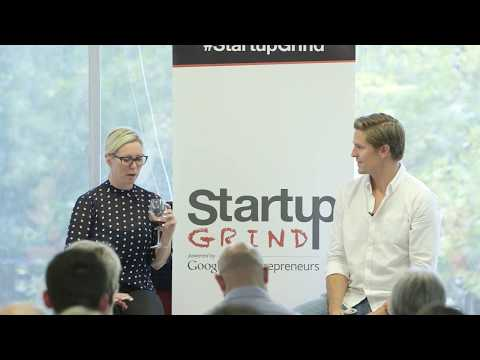 Elaine Stead (Blue Sky Venture Capital) at Startup Grind Adelaide