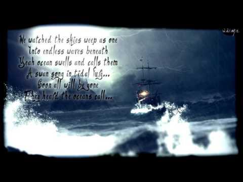 Endless Voyage X - As Ships Lost At Sea (screen lyrics)