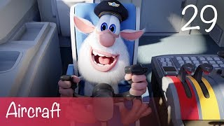 Booba - Aircraft - Episode 29 - Cartoon for kids