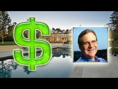 10 expensive things owned by microsoft billionaire paul allen his