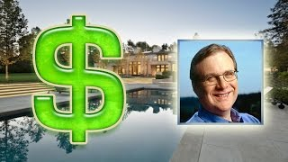 10 Expensive Things Owned By Microsoft Billionaire Paul Allen & His Net Worth