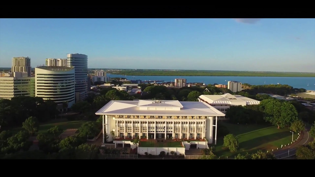 Charles Darwin University   University host for #TLCANZ17 - YouTube