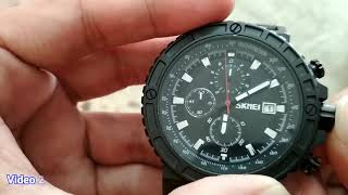 SKMEI 1350 Chronograph Watch