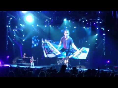 Lovin Touchin Squeezing by Journey in Raleigh, NC on July 25, 2017