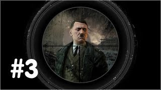 Sniper Elite V2 Gameplay Walkthrough - Part 3 - Mittelwerk Facility - (Xbox 360/PS3/PC) HD