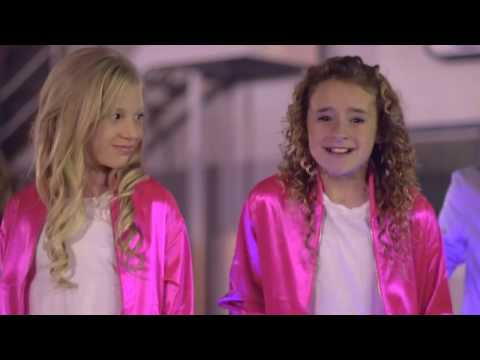 CAN'T STOP THE FEELING by Justin Timberlake (TROLLS) - Cover by Reese and Lyza