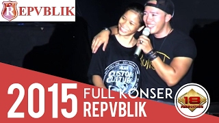 Fans Repvublik Di Bikin Nangis '' (LIVE KONSER KUNINGAN 2015)