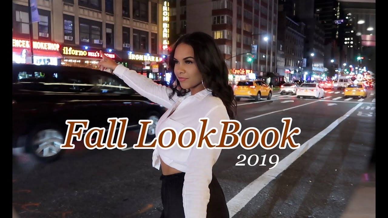 [VIDEO] - FALL OUTFITS | FALL LOOKBOOK 2019 IN NYC 7