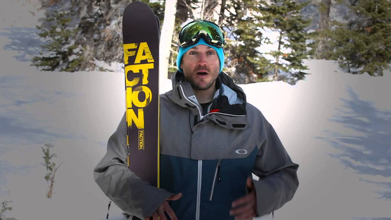 2014 Faction Candide 3.0 Ski Overview