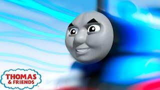 Thomas Full Speed Ahead   Thomas' Magical Birthday Wishes   Thomas & Friends UK   Kids Cartoon